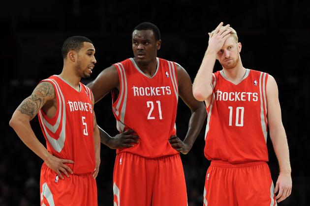 Houston Rockets: Will Missing the Playoffs Lead to Drastic Roster Changes?