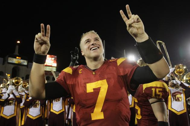 2013 NFL Mock Draft: Projecting Where Matt Barkley and More Top QBs Will Land