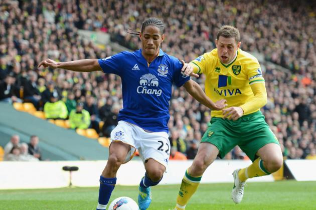 Everton: Moyes Gives Biggest Hint That Steven Pienaar Could Remain on Merseyside