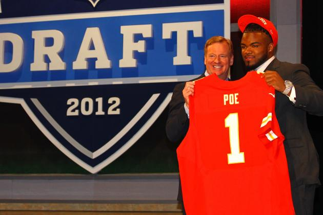 Kansas City Chiefs 2012 Draft Class: Grades Are Useless at This Point