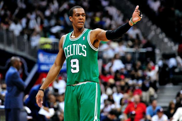 Rajon Rondo Suspension: NBA Would Ruin 1st-Round Series by Punishing Celtics PG