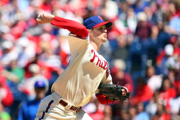 Kyle Kendrick Posts Solid Rebound Start in Place of Cliff Lee