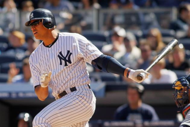 Alex Rodriguez Demonstrated Professionalism with the New York Yankees