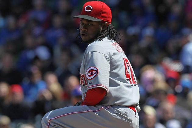 Cincinnati Reds: Johnny Cueto Is Among the Major League Pitching Elite