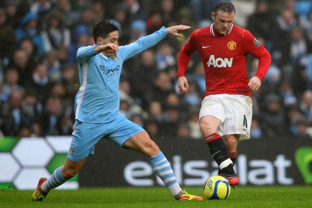 Manchester City vs Manchester United: Live Scores, Highlights and Player Grades