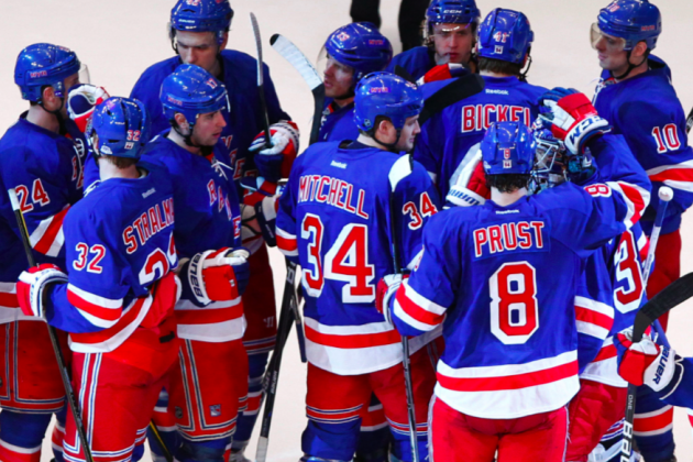 NHL Playoffs 2012: Does Any Team in the East Have a Chance to Beat the Rangers?