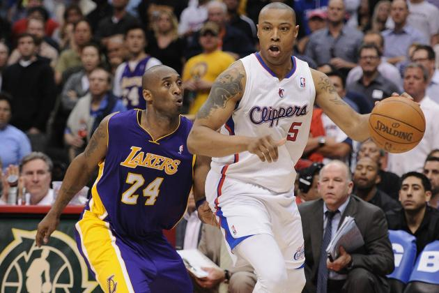 Caron Butler Injury: Updates on Clippers Star's Hand Injury