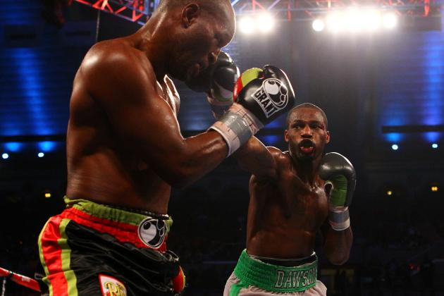 Hopkins vs. Dawson Results: B-Hop Should Call It Quits After Lousy Fight