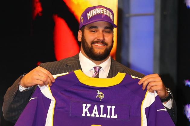 Minnesota Vikings 2012 Draft: Another Way the First Round Could Have Gone