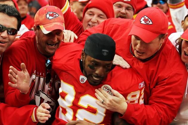 Kansas City Chiefs Preparing for Life Without Dwayne Bowe?