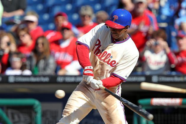 Philadelphia Phillies: Batting Juan Pierre 2nd Shows How Bleak Lineup Has Been