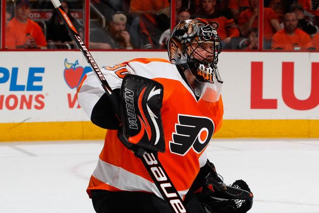 Stanley Cup Playoffs: Ilya Bryzgalov Is Still the Key for Philadelphia Flyers