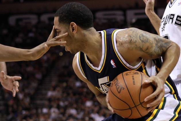 2012 NBA Playoffs: For the Utah Jazz, Who Is the X-Factor?