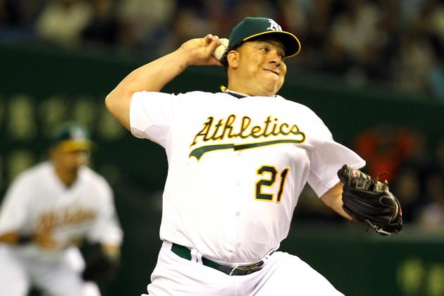 Oakland Athletics: What on Earth Has Gotten into Bartolo Colon?