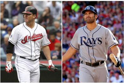 Cleveland Indians: Who's Better, Jim Thome or Johnny Damon?