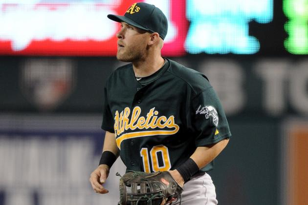 Daric Barton & the Art of Fielding: Bad Bounces Doom the A's in Baltimore