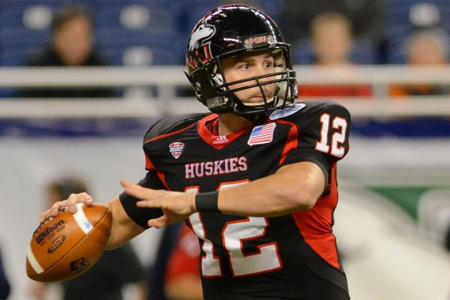 Mr. Irrelevant 2012: Chandler Harnish Has Perfect Team to Carve out Long Career