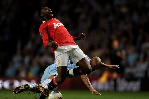 Manchester City vs. Manchester United: Rating the United Players