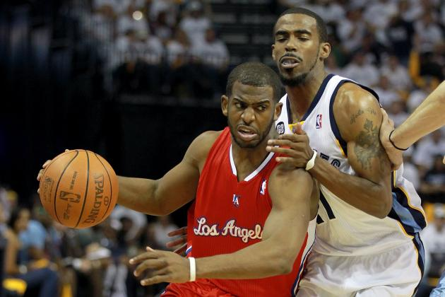 NBA Playoffs 2012: What the Los Angeles Clippers Need to Improve on for Game 2