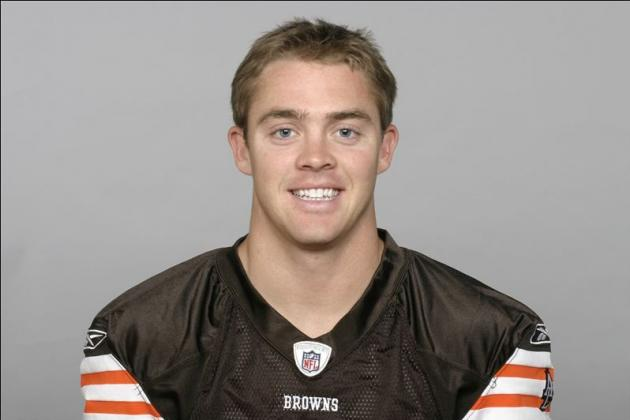 Cleveland Browns 2012: Colt McCoy Reports to Browns Training Facility
