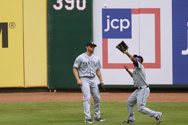 Seattle Mariners: How Much Longer Can Chone Figgins Start in Left Field?