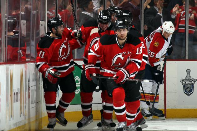 New Jersey Devils: Strong Play from 4th Line Will Cause Free Agency Trouble