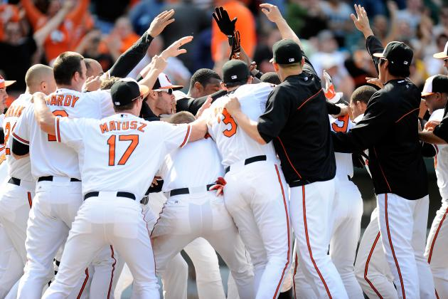 Baltimore Orioles: Challenging May Schedule Might Dictate Club's Course
