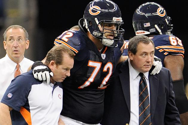 Chicago Bears GM Phil Emery: The Captain of a Sinking Ship