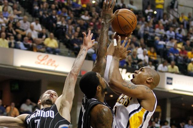 NBA Playoffs 2012: The Indiana Pacers Impress in 2nd Half