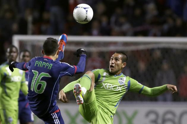 MLS: Chicago Fire Nullified Goal Paves Way for Seattle Sounders Victory