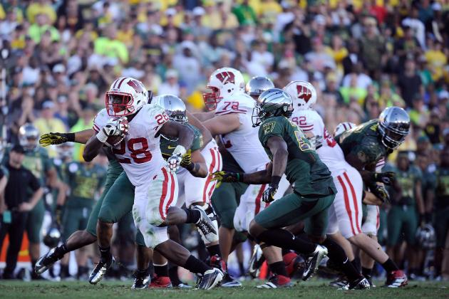 Wisconsin Badgers Football: Complete Season Scoring Predictions with Support
