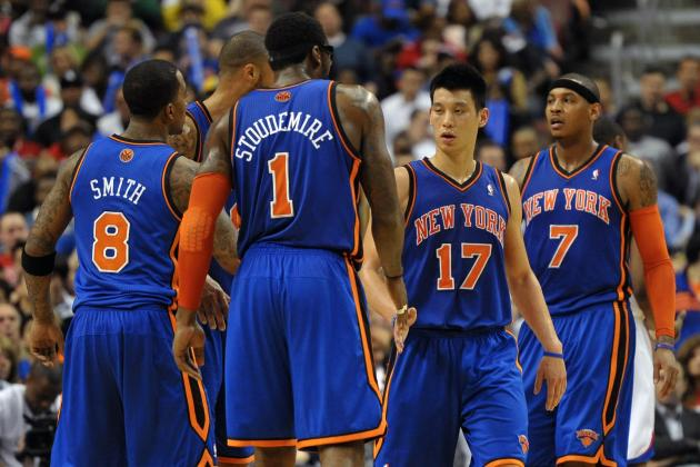 NBA Playoffs 2012: Jeremy Lin Return Possible for Knicks After Shumpert Injury