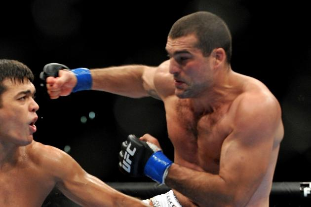 Shogun Rua Gets New UFC 149 Opponent In...Thiago Silva?
