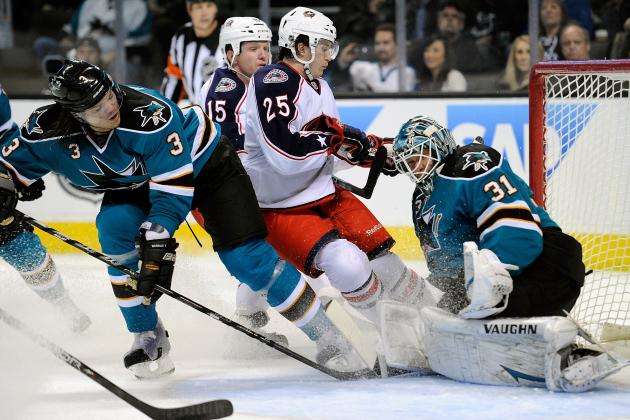 NHL Trade Speculation: San Jose Sharks' Antti Niemi Would Be Part of Rick Nash Deal