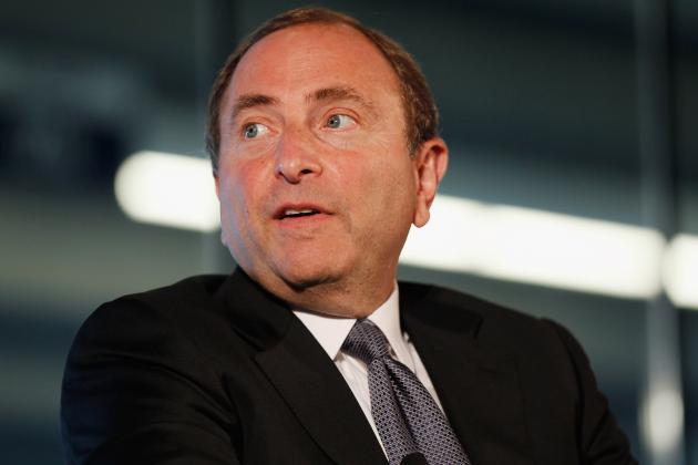 NHL Playoffs 2012: The NHL Needs More Dana White and Less Gary Bettman