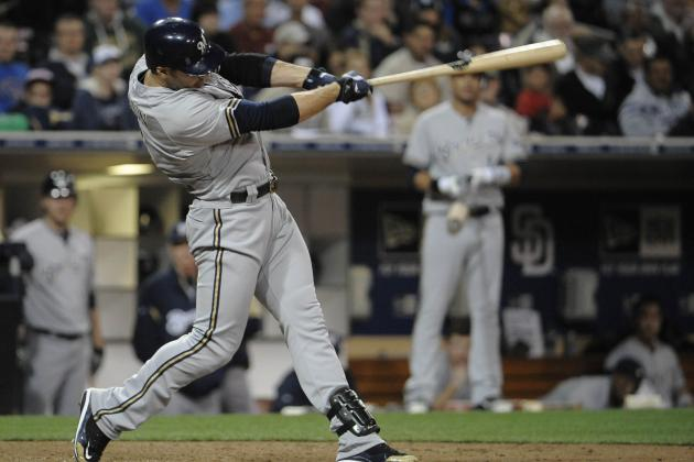 Ryan Braun's Huge Night at Petco Park in Milwaukee Brewers Win