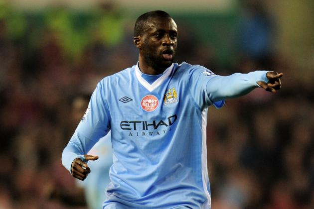 Manchester City: Is Yaya Toure the Most Indispensable Player in the EPL?