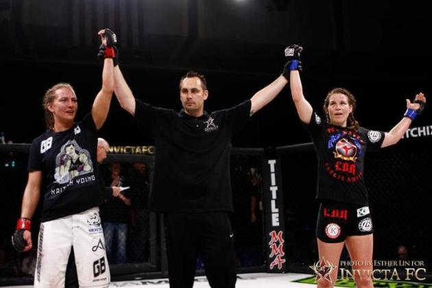 Invicta Fighting Championships: Can an All-Women's MMA Promotion Survive?