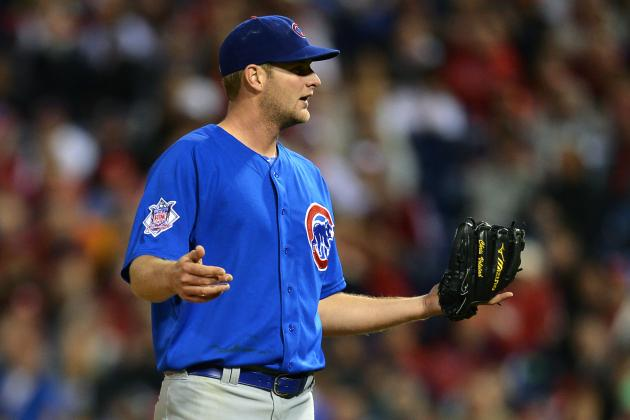 Chicago Cubs Fall 6-4, Split 4-Game Series with Philadelphia Phillies