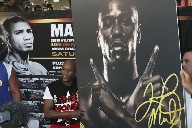 Floyd Mayweather vs. Miguel Cotto: Official B/R Boxing Community Predictions