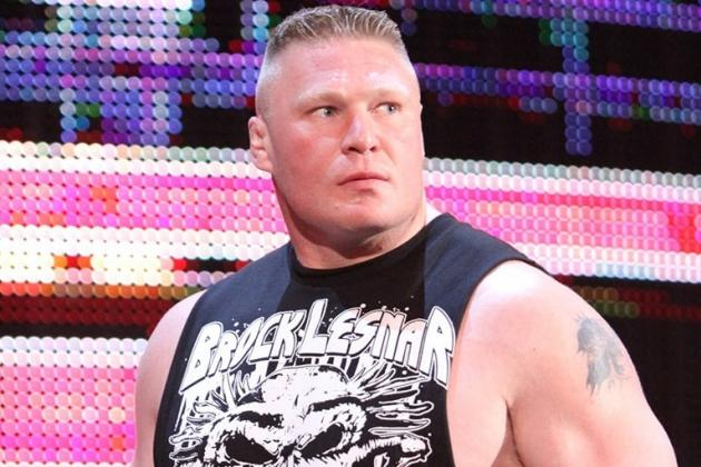 WWE: Brock Lesnar Reportedly Flips out Backstage at Extreme Rules