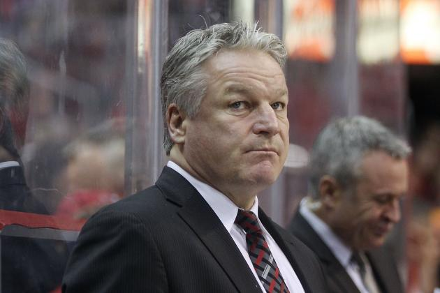 NHL Playoffs 2012: Dale Hunter Is on His Way to Securing the Caps Coaching Job