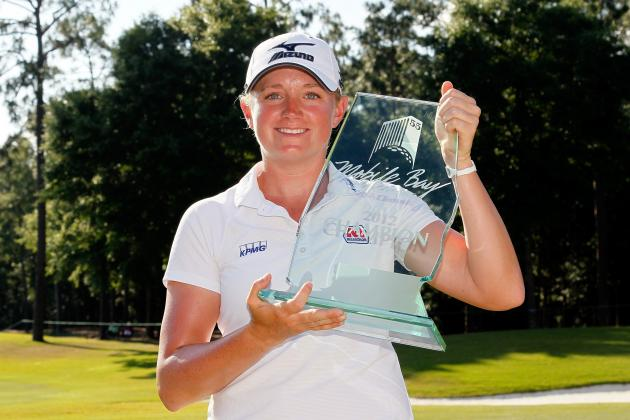 LPGA: Lexi Thompson Challenges, but Stacy Lewis Wins the Mobile Bay Classic