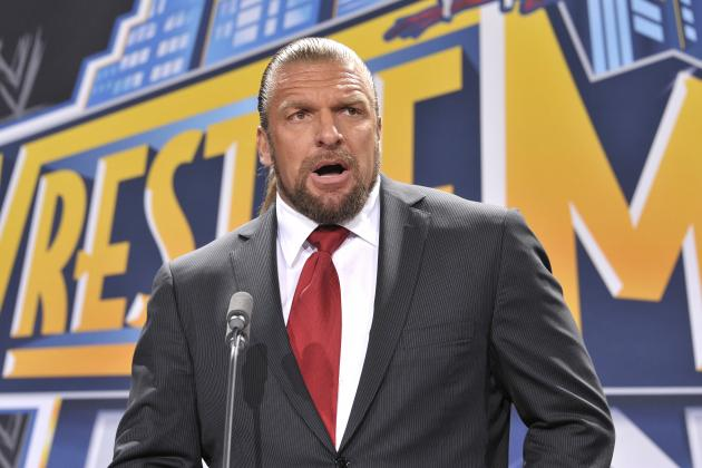 WWE Rumors: Triple H, Brock Lesnar, John Cena and Tuesday's Top WWE News