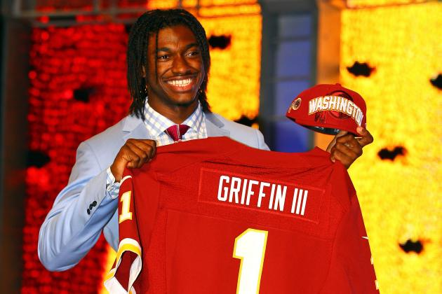 2012 NFL Draft: RGIII and Kirk Cousins Make for a Potential Soap Opera