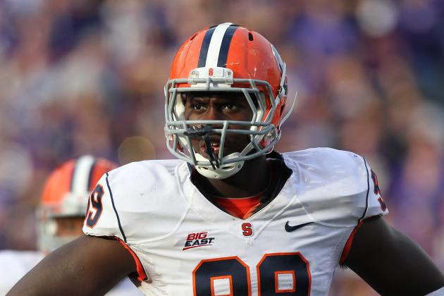 NFL Draft 2012 Results: Why Chandler Jones Will Be a Stud