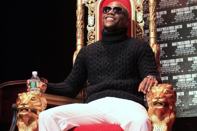 Floyd Mayweather: Why Money Will Never Be Considered an All-Time Great
