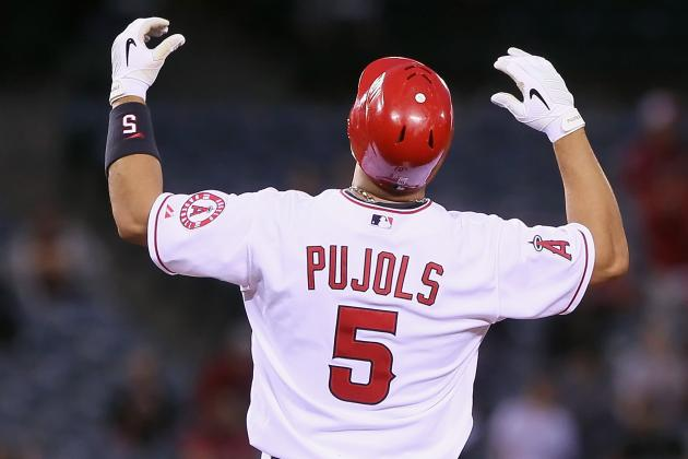 Albert Pujols' Slump Was Predicted by a Novel from Five Years Ago