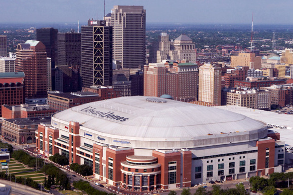 St. Louis Rams: Franchise's Plan for Edward Jones Dome Due to CVC Tuesday