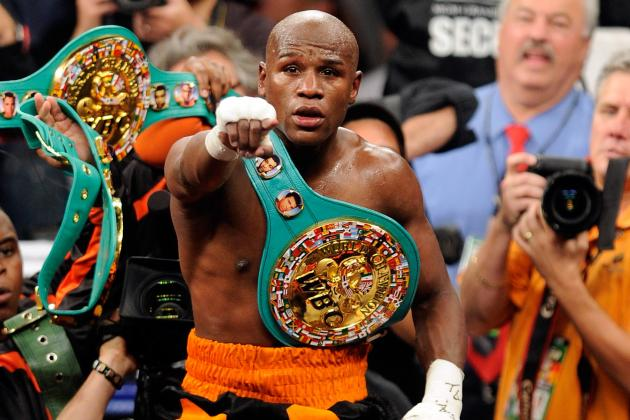 Mayweather vs. Cotto: Why Money Will Dominate with Knockout